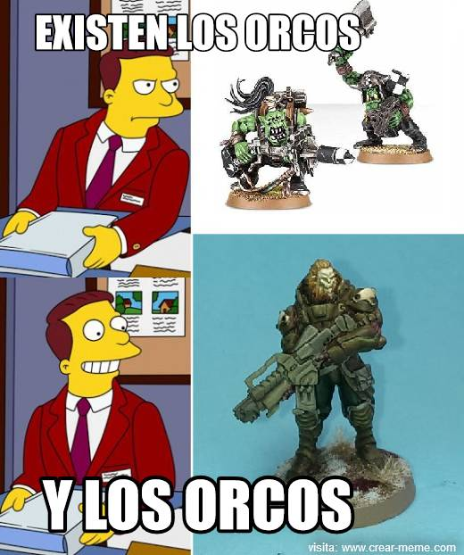 ORCOS