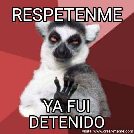 Respetenme